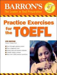 Barron Practice Exercises For The Toefl IBT (Audio)