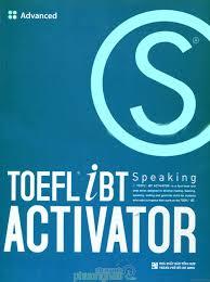 Toefl IBT Activator Speaking Advanced (Audio)