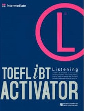 TOEFL IBT Activator Listening  Intermediate (Audio)