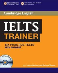 IELTS Trainer Six Practice Test with Answer (Ebook-Audio)