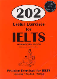 202 Useful Exercises for IELTS (Ebook-Audio)