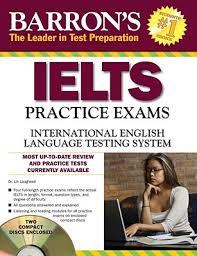 Barron IELTS Practice Exams 2010 (Ebook-Audio)
