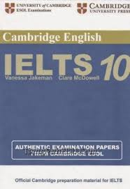 Cambridge Practice Tests for IELTS 10 (Ebook+Audio)