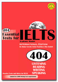 404 Essential Tests for IELTS Academic Module (Ebook+Audio)