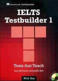 IELTS Test Builder 1 Macmillan (Ebook+Audio)