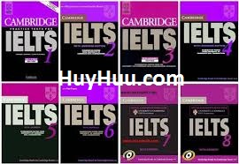 Cambridge Practice Tests for IELTS 1 - Self Study Edition (Ebook-Audio)