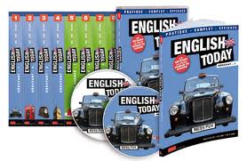 English Today DVD (Ebook+Audio)