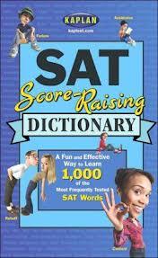 Kaplan SAT Score