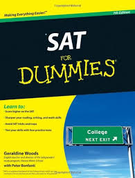SAT For Dummies 7th Edition