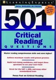SAT 501 Critical Reading Question