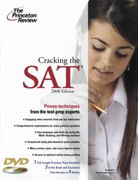 Princeton Cracking The SAT 2008