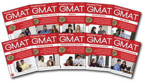 Manhattan GMAT Set of 8 Strategy Guides 4th Edition