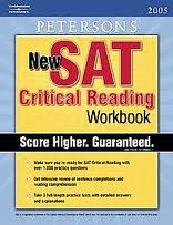 Petersons New SAT Critical Reading Workbook