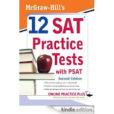 12 SAT Practice Tests With PSAT