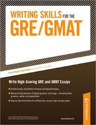 Writing Skills For GRE-GMAT