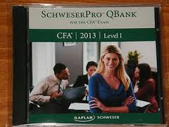 CFA Kaplan 2013-Level1-Question Bank Pro