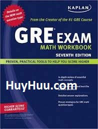 Kaplan GRE Exam Math Workbook 7th Edition