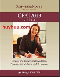 CFA Kaplan 2013- Level2 Book1