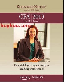 CFA Kaplan 2013- Level2 Book2