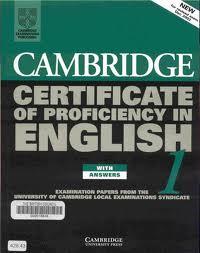 Cambridge Certificate of Proficiency in English 1 (Ebook-Audio)