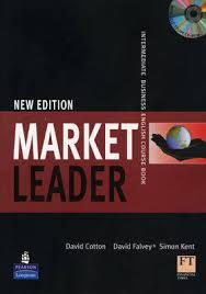 Market Leader Intermediate New Edition Coursebook