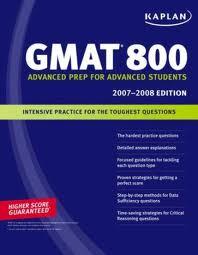 Kaplan GMAT 800