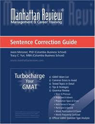 Turbocharge Your GMAT Sentence Correction Guide
