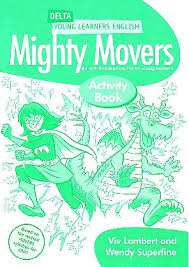 Mighty Movers Activity (Ebook-Audio)