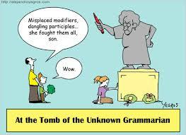 Grammar Cartoons
