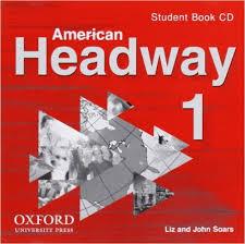 American Headway 1 Student Book Class Audio CDs