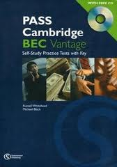 Pass Cambridge BEC Vantage Self-Study Practice Tests
