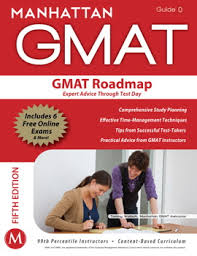 Manhattan GMAT Roadmap 5th Edition