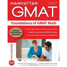 Manhattan Foundations of GMAT Math 5th Edition