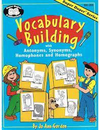 Vocabulary Builder Guide