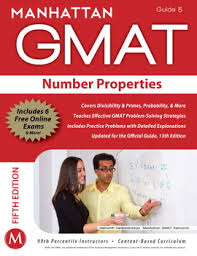 Manhattan Number Properties GMAT Strategy Guide