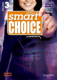 Smart Choice 3 Full (WorkBook+Student Book+CDRom)