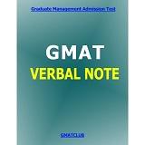 GMAT Verbal Notes