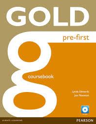 Gold Pre-first Coursebook (Ebook+Audio)