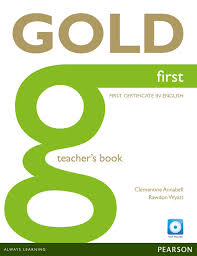 Gold First Teacher Book