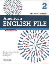 American English File 2 Student Book - 2nd Edition