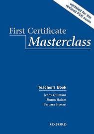 First Certificate Masterclass 2004 Teacher Book (Ebook)