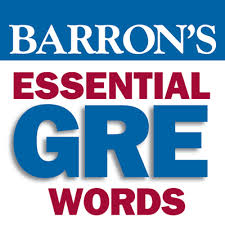 Barron Essential Words For The GRE