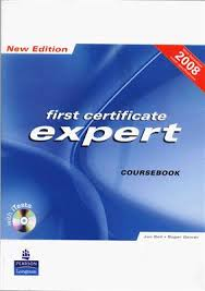 First Certificate Expert New Edition 2008 Course Book (Ebook+Audio)