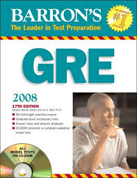 Barron How to Prepare for the GRE 17th Edition (2008)