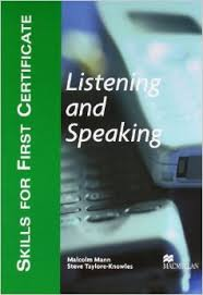 Skills for First Certificate Listening and Speaking Audio 4 CDs