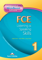 FCE Listening and Speaking Skills 1 Interactive Whiteboard Software