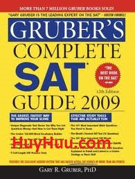 Gruber Complete SAT Guide 2009