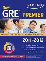Kaplan GRE Premier 2012