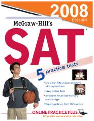 McGraw-Hill SAT 2008 Edition