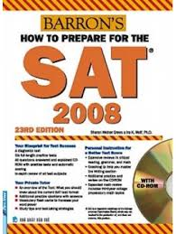 Barron SAT 2007 - 2008 23rd Edition